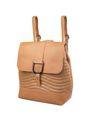 Рюкзак бежевий | 5285230