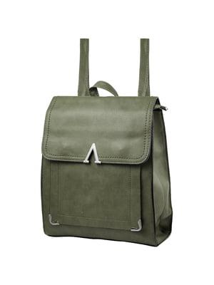 Рюкзак зелений | 5285237