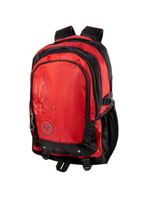 Рюкзак чорно-червоний   5285260