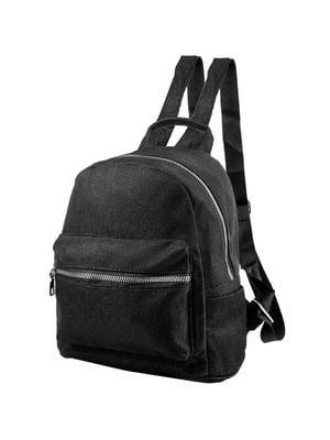 Рюкзак чорний   5285283