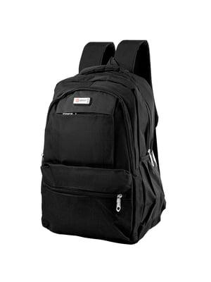 Рюкзак чорний | 5285313
