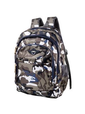 Рюкзак камуфляжного забарвлення | 5285364