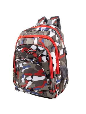 Рюкзак камуфляжной расцветки | 5285368