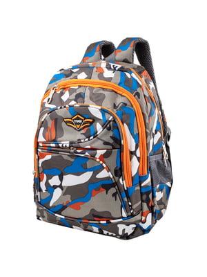 Рюкзак камуфляжного забарвлення | 5285370