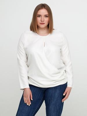 Блуза молочного цвета | 5285452