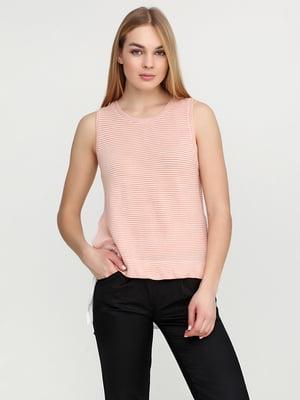 Блуза в смужку | 5285654
