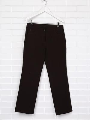 Штани коричневі | 5286391