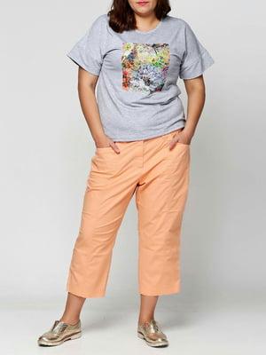 Капри оранжевые   5286416