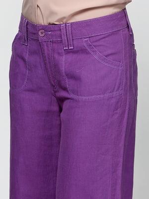 Штани фіолетові | 5286767