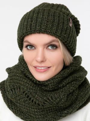 Комплект: шапка та шарф | 5287005