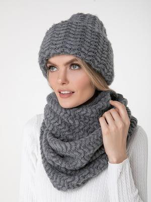 Комплект: шапка та шарф | 5287008
