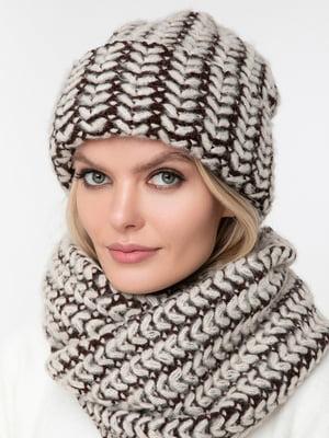 Комплект: шапка и шарф | 5287009