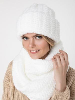Комплект: шапка и шарф | 5287010