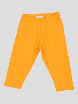 Легінси помаранчеві | 5285750