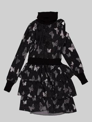 Сукня темно-сіра   5285815