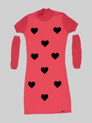 Сукня рожева | 5285814