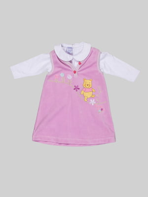 Комплект: сукня та боді | 5285930