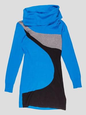 Сукня синя | 5285823