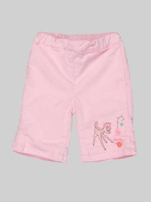 Штани світло-рожеві | 5285789