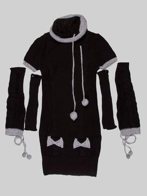 Сукня чорна | 5285819