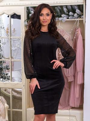 Платье черное | 5287230