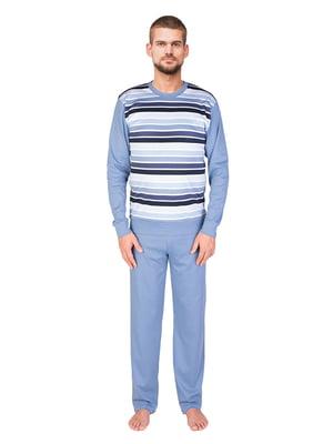 Пижама: джемпер и брюки | 5287486