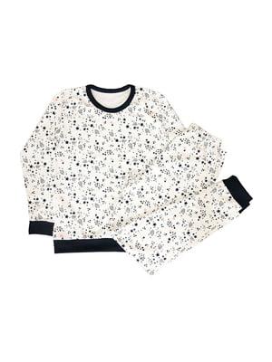 Пижама: джемпер и брюки | 5287487
