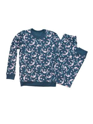 Пижама: джемпер и брюки | 5287488