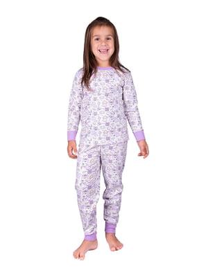 Пижама: джемпер и брюки | 5287490