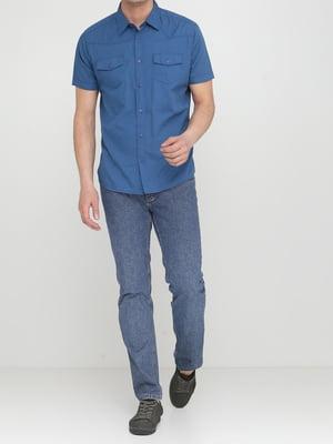 Джинсы синие | 5286869