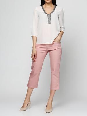 Бриджі рожеві | 5286764
