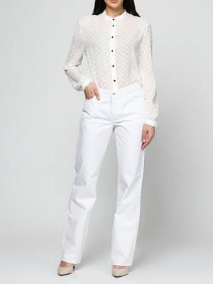 Штани білі | 5286766