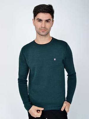 Свитер темно-зеленый | 5287934