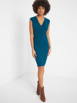 Платье синее   5288395