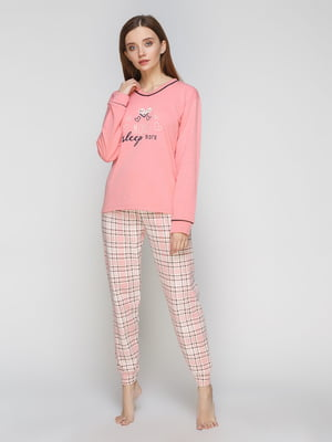 Піжама: лонгслів і штани | 5287562
