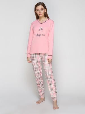 Піжама: лонгслів і штани | 5287563