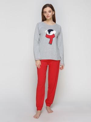 Піжама: лонгслів і штани | 5287566