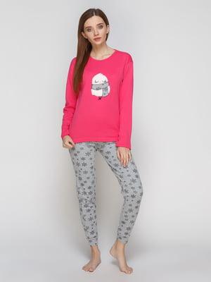 Піжама: лонгслів і штани | 5287565
