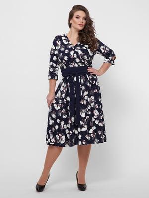 Платье синее | 5289567