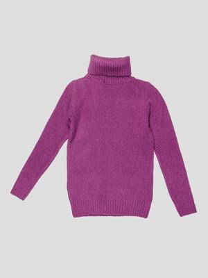 Светр фіолетовий | 5287136