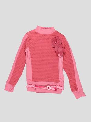 Джемпер розовый | 5287155