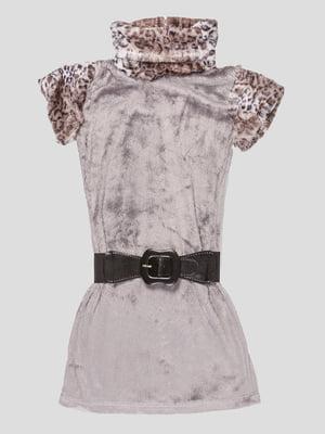 Платье серое | 5287163