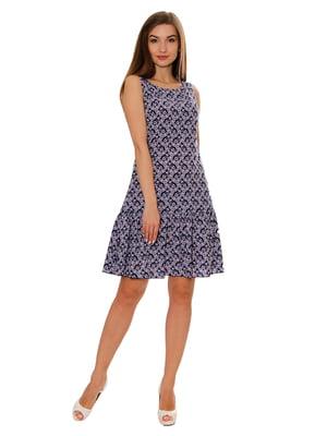 Платье в принт | 5289640