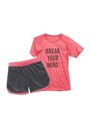 Костюм: футболка и шорты | 5281582