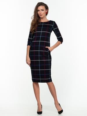 Платье клетчатое | 5289776