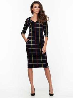 Платье клетчатое | 5289791