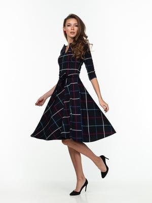 Платье клетчатое | 5289797