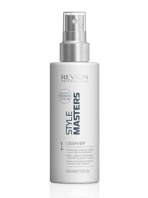 Спрей термозащитный  Style Masters Double or Nothing Lissaver для выравнивания (150 мл) - Revlon Professional - 5270699