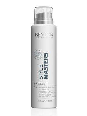 Шампунь сухой для объема Style Masters Double or Nothing Reset (150 мл) - Revlon Professional - 5270700