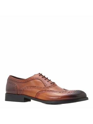 Оксфорды коричневые | 5291136